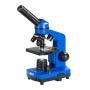 Mikroskop DeltaOptical BioLight 100 Modrý 40x-400x