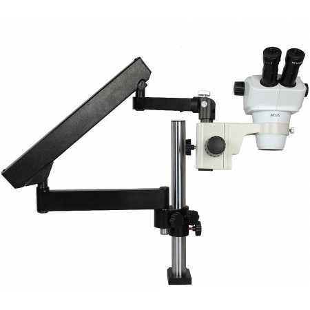 Mikroskop stereoskopický DeltaOptical SZ-630B 8x-50x + statív F1