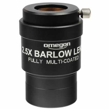 Barlow lens Omegon Oberon 2,5x 2″