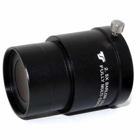 Barlow šošovka Teleskop-Service 2.5x 2″