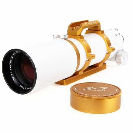 Apochromatický refraktor William Optics 81/559 ZenithStar 81 Gold OTA