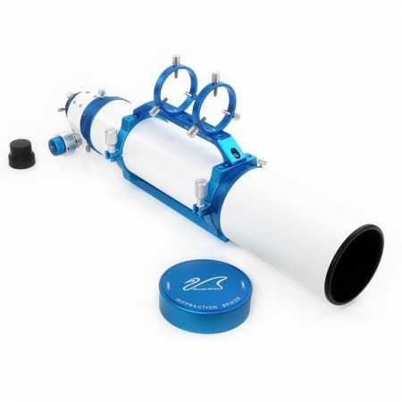 Apochromatický refraktor William Optics 103/710 ZenithStar 103 Blue OTA
