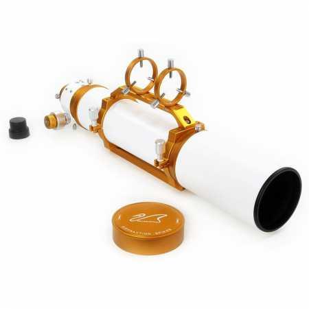 """Apochromatický refraktor William Optics 103/710 ZenithStar 103 Gold OTA - <span class=""""red"""">Pouze tubus s příslušenstvím, bez montáže, bez stativu</span>"""