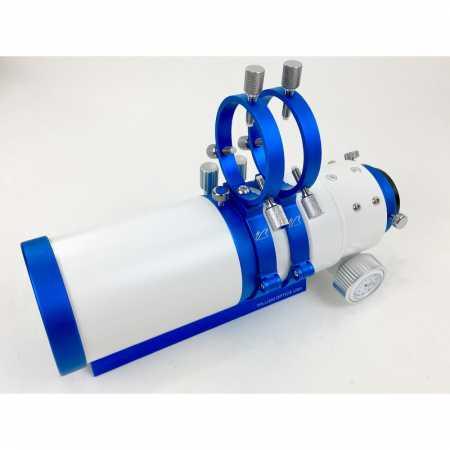 """Apochromatický refraktor William Optics 73/430 ZenithStar 73 Blue OTA - <span class=""""red"""">Pouze tubus s příslušenstvím, bez montáže, bez stativu</span>"""