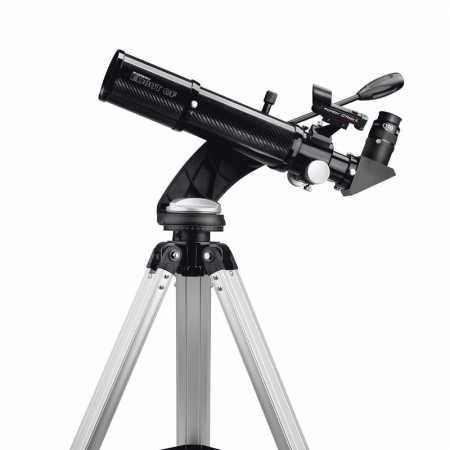 """Apochromatický refraktor Orion 80/480 Grab-n-Go AZ - <span class=""""red"""">Pouze tubus s příslušenstvím, bez montáže, bez stativu</span>"""