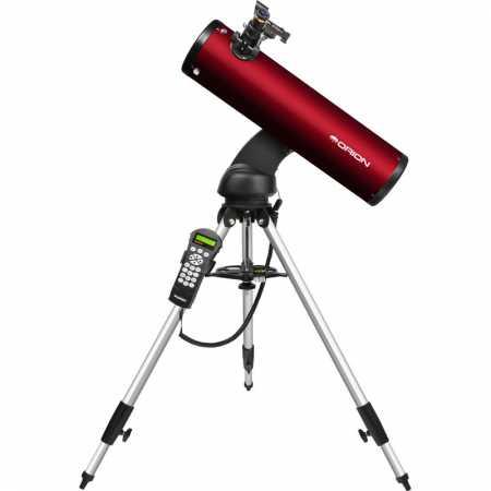 """Hvezdársky ďalekohľad Orion N 130/650 StarSeeker IV AZ SynScan-GoTo - <span class=""""red"""">Pouze tubus s příslušenstvím, bez montáže, bez stativu</span>"""