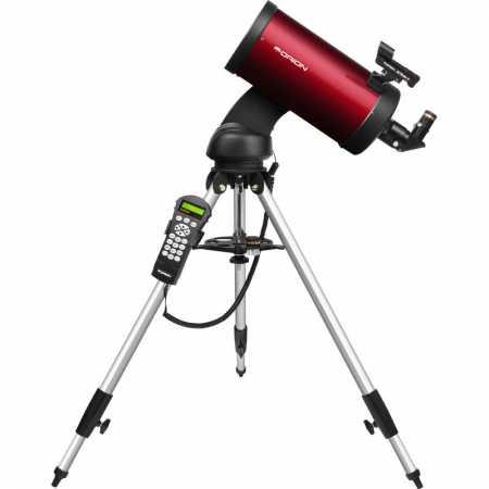"""Hvezdársky ďalekohľad Orion Maksutov MC 150/1800 StarSeeker IV AZ SynScan-GoTo - <span class=""""red"""">Pouze tubus s příslušenstvím, bez montáže, bez stativu</span>"""