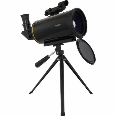 Hvezdársky ďalekohľad Omegon Maksutov MightyMak 90 with LED finder