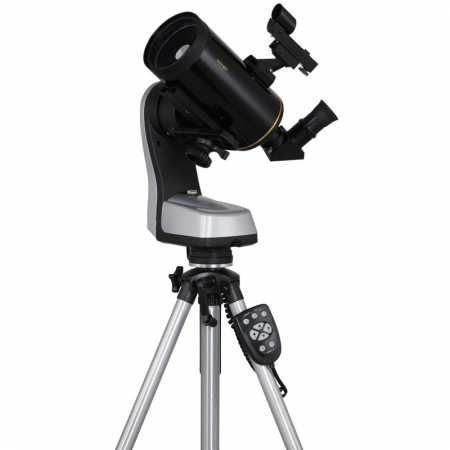 Hvezdársky ďalekohľad Omegon Maksutov MightyMak 80 AZ Merlin