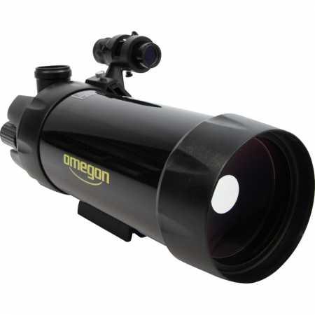 """Hvezdársky ďalekohľad Omegon Maksutov MC 90/1250 OTA - <span class=""""red"""">Pouze tubus s příslušenstvím, bez montáže, bez stativu</span>"""