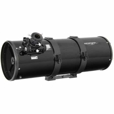 """Hvezdársky ďalekohľad Omegon Astrograph 203/800 OTA - <span class=""""red"""">Pouze tubus s příslušenstvím, bez montáže, bez stativu</span>"""
