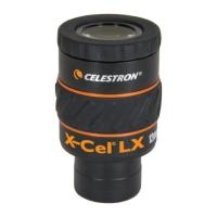 """Okulár Celestron X-Cel LX 1.25"""" 12mm"""
