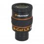 """Okulár Celestron X-Cel LX 1.25"""" 12mm - zväčšenie 125x"""
