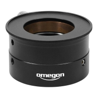 """Omegon 2'' to 1.25"""" reducer adapter"""