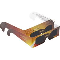 Filter Omegon SunSafe solar eclipse viewing glasses, 5 pairs