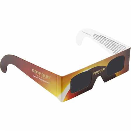 Filter Omegon SunSafe solar eclipse viewing glasses