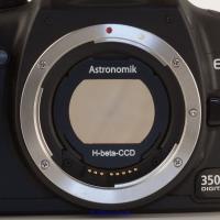Filter Astronomik H-Beta CCD EOS clip-