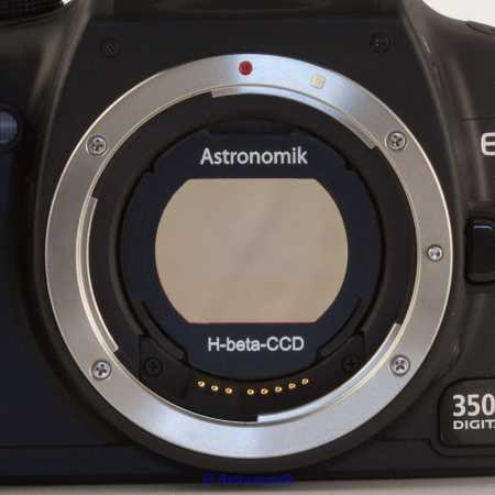 Filter Astronomik Canon EOS OIII-CCD clip system, 6nm