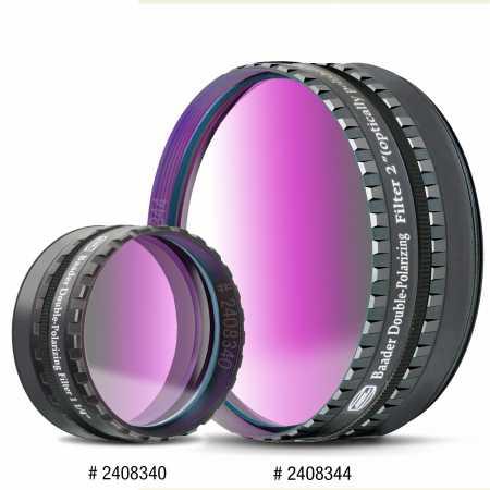 Filter Baader Planetarium Polarisation double 1,25″