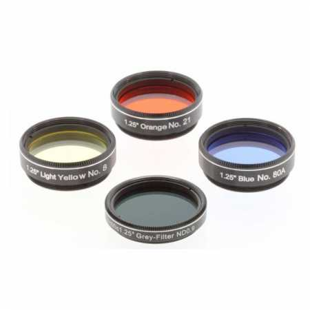 Filter Explore Scientific Set Moon & Planets from 50mm Telescopes, 1,25″