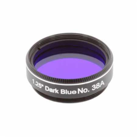 Filter Explore Scientific Dark Blue #38A 1,25″