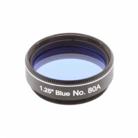 Filter Explore Scientific Blue #80A 1,25″