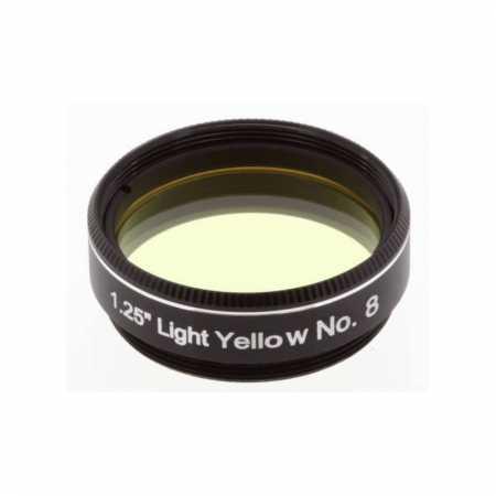 Filter Explore Scientific Light Yellow #8 1,25″