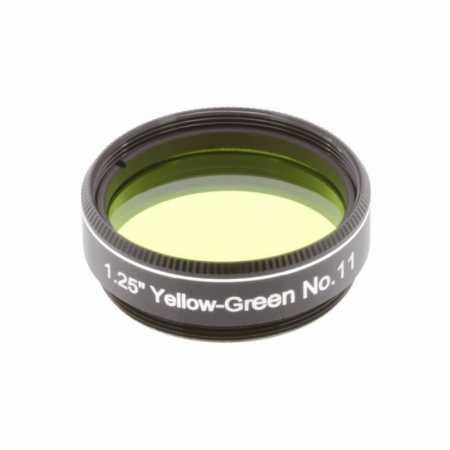 Filter Explore Scientific YellowGreen #11 1,25″
