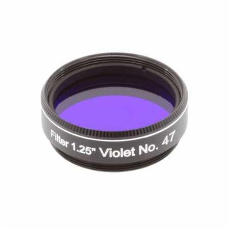 Filter Explore Scientific Violet #47 1,25″