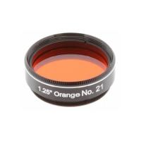 """Filter Explore Scientific oranžový #21 1,25"""""""