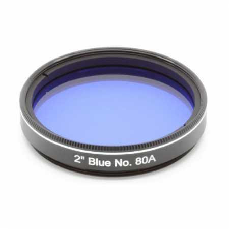 Filter Explore Scientific Blue #80A 2″