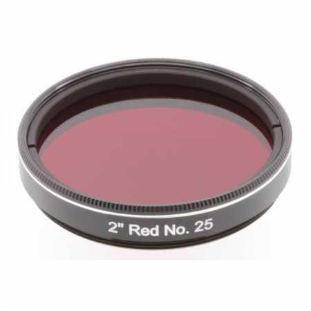 Filter Explore Scientific Red #25 2″