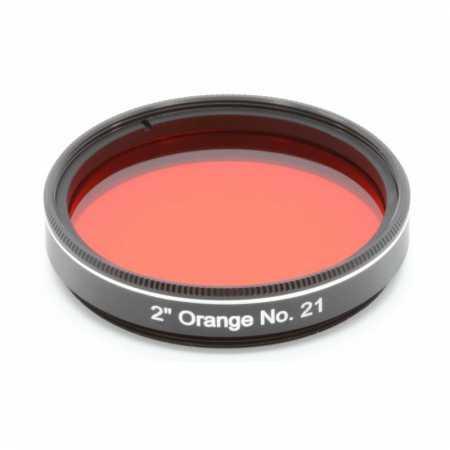Filter Explore Scientific Orange #21 2″