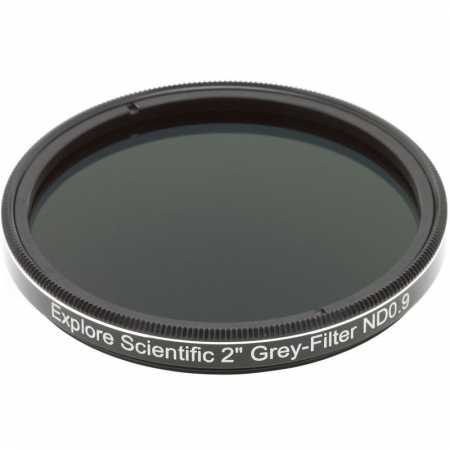 Filter Explore Scientific 2″ ND 0.9 neutral density