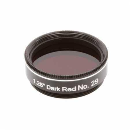 Filter Explore Scientific Dark Red #29 1,25″