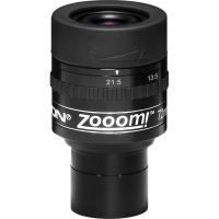 "Eyepiece Orion 7.2mm-21.5mm 1.25"" zoom"