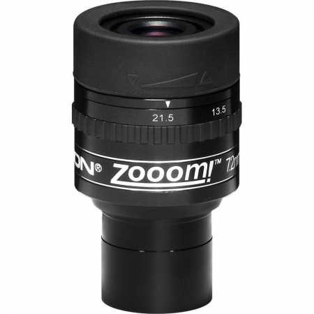 """Eyepiece Orion 7.2mm-21.5mm 1.25"""" zoom"""