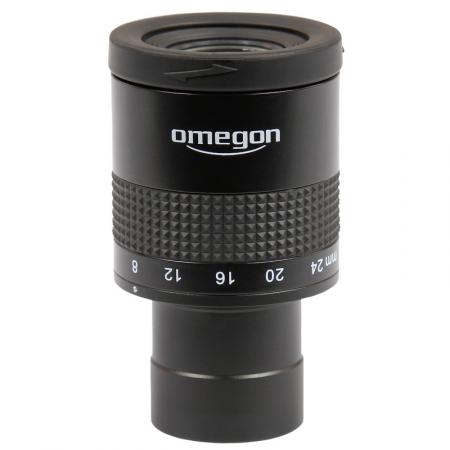 Okulár Omegon Magnum 1.25'', 8-24mm zoom