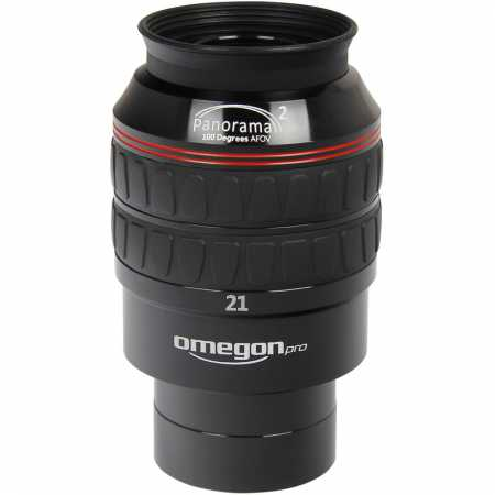 Okulár Omegon Panorama II 2″, 21mm