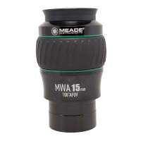 "Okulár Meade Series 5000 MWA 15mm 2"""