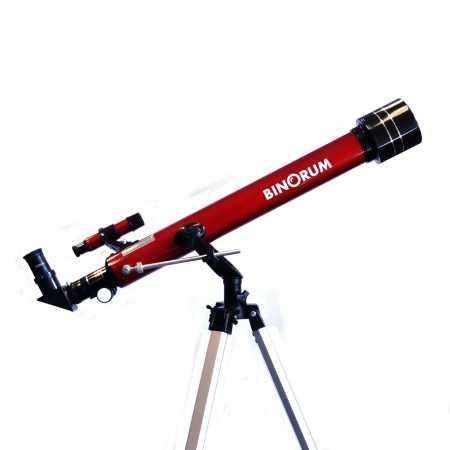 Hvezdársky ďalekohľad Binorum Galileo 60/700 AZ2