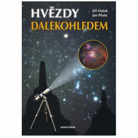 Hvězdy dalekohledem. Jiří Dušek, Jan Píšala. CZ