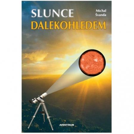 Slunce dalekohledem. Michal Švanda. CZ