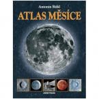 Atlas Měsíce. Antonín Rükl. CZ