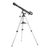 Hvezdársky ďalekohľad Sky-Watcher AC 60/900 EQ-1