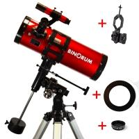 Hvezdársky ďalekohľad Binorum Evolution 114/500 Deluxe EQ2