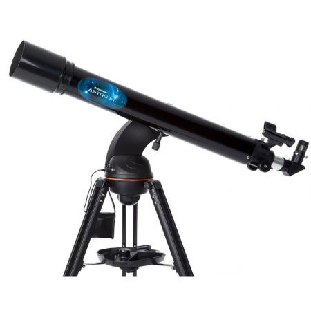 Hvezdársky ďalekohľad Celestron AC 90/910 AZ GoTo Astro Fi 90