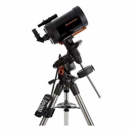 Hvezdársky ďalekohľad Celestron SC 152/1500 Advanced VX AVX GoTo