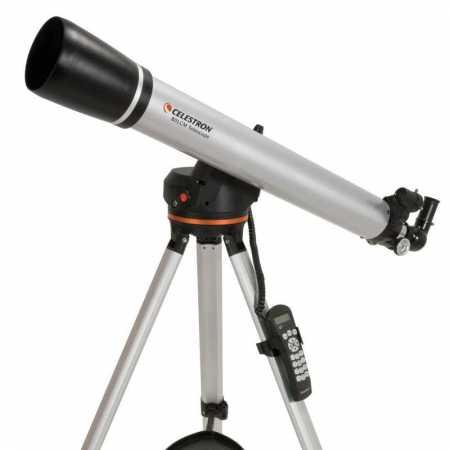 Hvezdársky ďalekohľad Celestron AC 80/900 LCM GoTo