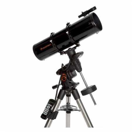 Hvezdársky ďalekohľad Celestron N 150/750 Advanced VX AVX GoTo